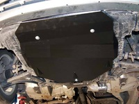 Защита картера сталь для HONDA FIT (2001-2007)