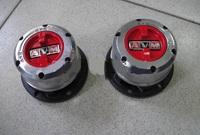 Колесные хабы (локи) AVM-445 ручные NISSAN PATROL Y60 (1989-1997)