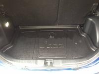 Коврик в багажник для HONDA FIT / JAZZ (2001-2006)