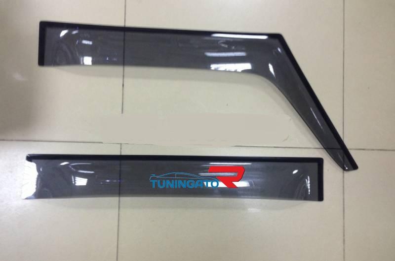 Ветровеки на двери для Mercedes W463 G500