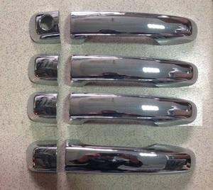 Хромированные накладки на дверные ручки T680FJ150 для TOYOTA LAND CRUISER PRADO 150