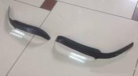 Ресницы на фары для TOYOTA LAND CRUISER PRADO 9X (1996-2001)