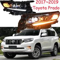 Фары передние для Toyota Prado 2017+