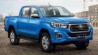Рестайлинг комплект для Toyota Hilux 2015г в 2018г.