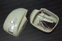 Корпуса зеркала с поворотниками и подсветкой для LAND CRUISER 100\ LX 470