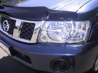 Очки на фары (Прозрачные) HG630 Новозеландия для NISSAN SAFARI / PATROL 2005