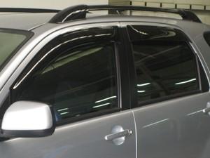 Ветровики дверные 208-TERIOS-06 TOYOTA CAMI / RUSH (06-UP)
