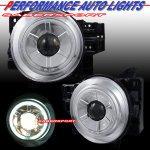 2007-2010 Toyota FJ Cruiser Оптика черная