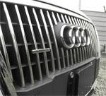 Audi Q5 Хром накладки на решетку