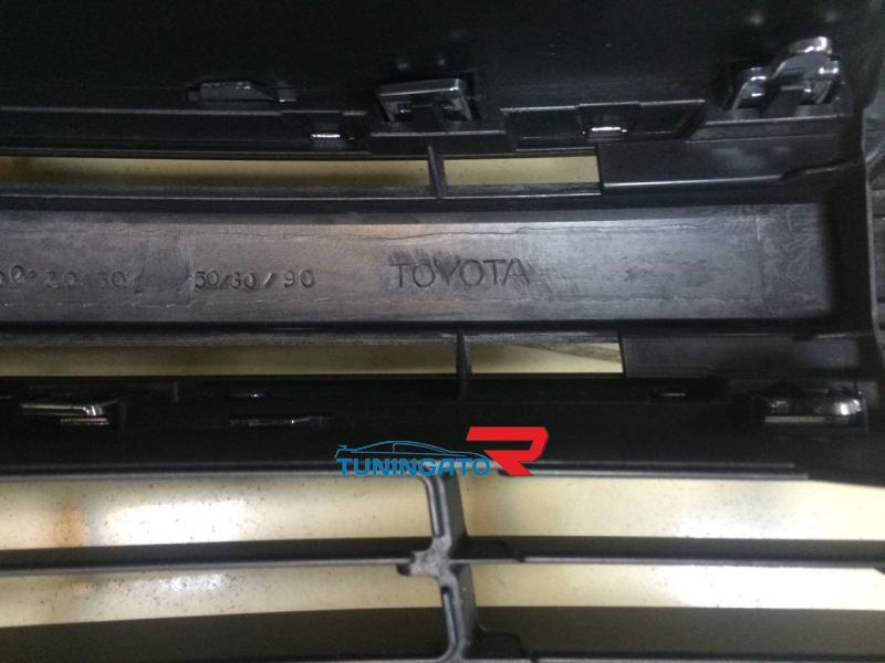 Решетка радиатора с камерой для LAND CRUISER PRADO 150 new