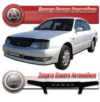 Дефлектор капота (прозрачный) NISSAN PRIMERA (95-00)