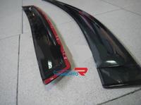 Ветровеки на двери Toyota Prius 2003-