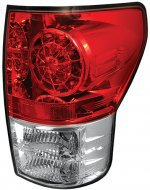 07-09 TOYOTA TUNDRA Фонари диодные Ruby Red