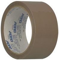 Лента упаковочная коричневая (48 мм х 38 мкм х 30 м)