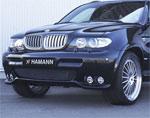 Бампер передний Hamann для BMW X5