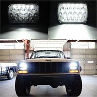 Фары диодные LED ближний\дальний свет для Toyota Hilux Surf 89-