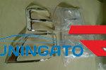 Хромированные накладки на стоп-сигналы для LAND CRUISER PRADO 150