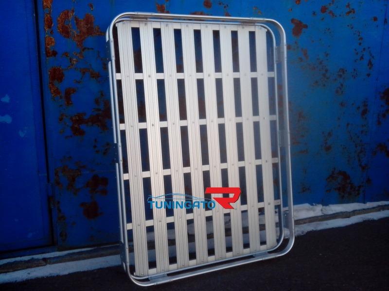 Багажник HD10-D1039(FJ200) для TOYOTA LAND CRUISER 200 (2008-2014) устанавливается на заводские точки