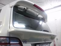 Спойлер задний под стекло JAOS для LAND CRUISER 100 (97-08г)