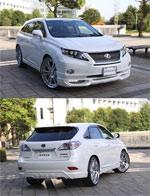 Lexus RX серия - Аэродинамический обвес Branew