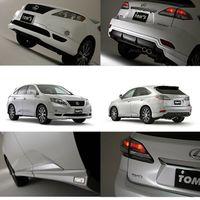 Аэродинамический комплект TOM'S для Lexus RX350/450h 09