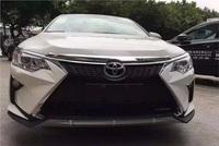 Передний бампер в стиле Lexus для Toyota Camry 2015-