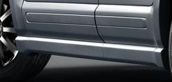 Боковой обвес (пороги) Mugen для Honda Crossroad