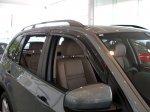 Ветровики на двери, темнодымчатые для BMW X5