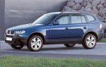 X3 2004 Ветровики 4х окон