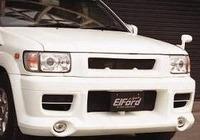 Тюнинговая решотка радиатора ELFORD для Nissan Terranо Regulus (96-02г.)