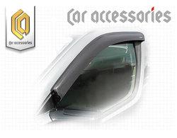 Ветровеки на двери для Nissan Elgrand 02-2010г.