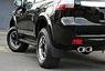 Расшерители колесных арок (фендера) Elford для Toyota LC Prado new