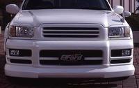 """Передня губа, обвес, ЕLFORD"""" на Nissan Terrano AERO 99-02г."""""""
