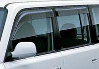 Ветровики на двери оригинальные Япония для Toyota Bb 30к.