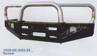 Бампер передний металлический HD07-NS-A050 2S LAND CRUISER 80