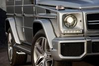Расширители арок (фендера) AMG для Mercedes G-class W463