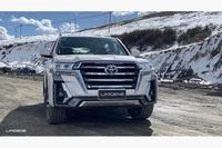 Обвес Limgene для Toyota Land Cruiser 2016-20г