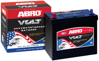 Аккумуляторная батарея ABRO VOLT SMF-V110D26R ССА 700 а/ч 90