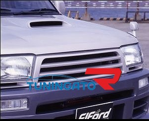 Решётка радиатора Elford HILUX SURF 185 (96-)