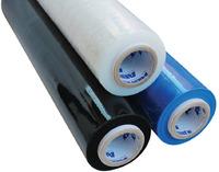 Стретч-плёнка 50 см х 20 мкм х 218 м (синяя)