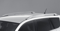 Рейлинги на крышу серые для TOYOTA RAV-4 2006-