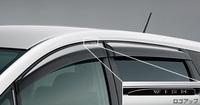 Ветровеки на двери Япония для Toyota Wish 2009-