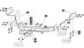 Фаркоп для Toyota Highlander III 2010/08- (Baltex, арт.24.1958.08)