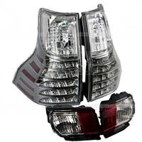 Стоп-сигналы светодиодные в стиле Lexus для LAND CRUISER PRADO 150
