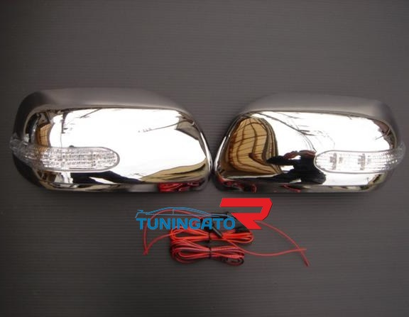 Хром накладки на зеркала для SUZUKI ESCUDO (05-)