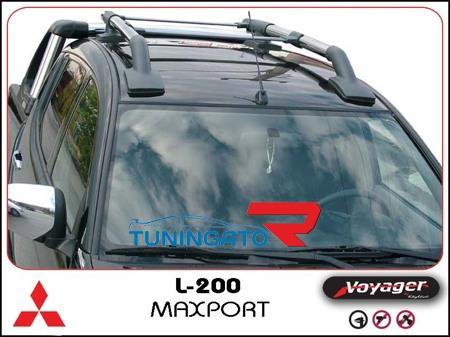 Рейлинги для Toyota Hilux c 2005 г.