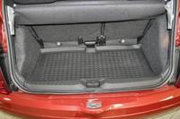 Коврик в багажник полиуретановый (черный) Nissan March (2002-2010)