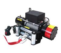 Лебедка электрическая 12V Electric Winch 12000lbs / 5443 кг разборная 3051
