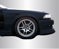 Тюнинговые крылья, стеклопластик FRP, D-Spec, на Toyota Mark2 (88-92г.)