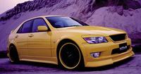 Обвес тюнинг WALD EXCHANGE SPORTS LINE SX-E10 комплект из 3х-предметов (передний бампер, пороги, задняя накладка) подходят для Toyota Altezza 98-